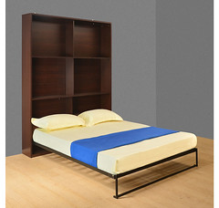 William Wall Bed - @home by Nilkamal, Dark Walnut (Arjunchow) Tags: wall bed home furniture