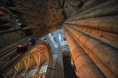 DSC06731(CFX) (Mat W) Tags: york june 2016 minster yorkminster cathedral interior architecture medieval colorefexpro