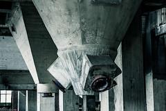 _O7A8994 (AntonyCASAFilms) Tags: urban abandoned monochrome concrete 3d factory belgium exploring plan marshall maze coal escher exploration derelict washing ue urbex