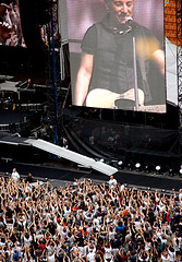 """the river tour"" - Bruce Springsteen (enricoerriko) Tags: enricoerriko therivertour 2016 sansiro rock brucespringsteen theboss bruce springsteen enrico erriko milano river tour estreetband street band e therising theriver bornintheusa legend rockrock iwannarock brucefrederickspringsteen newjersey bornintheus radio concerto stadio borntorun theghostoftomjoad italie italy blackwhite colore rosso blù yellow green chitarra rockandrollhalloffame longbranch 5luglio2016 rockstar leggendaria bloodbrotheroutlawpete giovanni ro giulio otello monica ri sanmarone civitanovamarche sunshine sunset google altavista web sunrise sun moon earth globe grass piazzaxxsettembre lidocluana casadelpopolo murales"