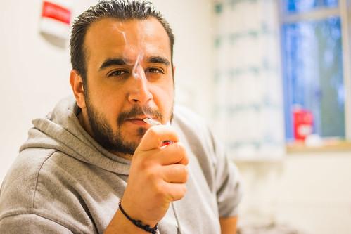 Mahmoud - A Syrian Refugee Living in Denmark