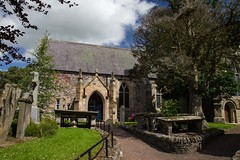 Biggar Kirk exterior (4) (Bill Cumming) Tags: lanarkshire biggar church historic