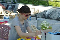 M (Zeljko Stjepanovic) Tags: flowers red glasses preparations handywork krovfest