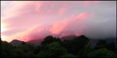 Skiddaw on Fire (tatrakoda) Tags: lakedistrict nationalpark lakeland cumbria uk england geotagged skiddaw mountain keswick sunset