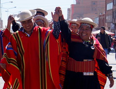 Entrada Folclrica, El Alto, Bolvia. Julho de 2016. (Marcela.Silva) Tags: elalto bolivia entradafolclrica