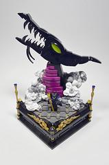 Poor, Simple Fools (Maleficent) (Klikstyle) Tags: lego disney minifigures maleficent dragon vignette