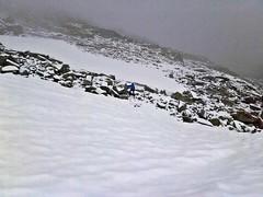 ascent to Weinschnabel (formilock) Tags: weinschnabel kölnbreinsperre kärnten carinthia carinzia hohetauern tauern berge alpen alps alpi alpes austria august snow mountains montagnes mountain montagne