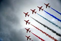The Red Arrows (BitRogue) Tags: nikon d800 sigma 150600mm sport capturenx2 bournemouth air show festival 2016 raf royalairforce red arrows aerobatics plane aerobatic aeroplane flight flying