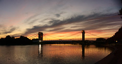 Alfortville (vintage114) Tags: pont alfortville seine