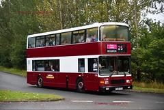 royale mile (D Stazicker Photography) Tags: p285psx volvo olympian royale alexander 25 lothian buses edinburgh
