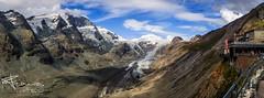 Grossglockner Glacier (Franzli) Tags: canoneos5dmarkiii canonef2470mmf28liiusm austria osterreich grossglockner glacier pano