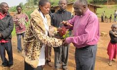 Bishop DRC