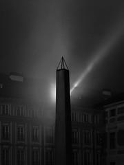 Foggy Praha (Marcel Weichert) Tags: praguecastle granitemonolith