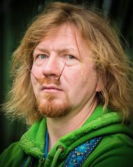 Stranger #4, Alexander.jpg (Stephen B Jessop) Tags: portrait stpetersburg streetphotography naturallight olympus 100strangers