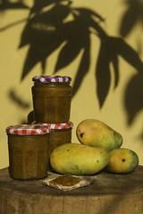 Mango Jam (Keith Kelly) Tags: city food asia cambodia seasia southeastasia sweet capital mango jar phnompenh kh jam aroundtown preserves mangos kampuchea mangojam