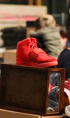 Nike air yeezy 'red october' (Jerme Sweelssen) Tags: red max amsterdam dead 1 october toes bokeh stock ds salmon free sneakers nike footwear kicks samples boost shoeporn 2015 patta woei wdywt yeezy sneakerness cherrywoods