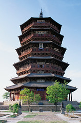 AABN001152 (955172) Tags: art architecture religious photography exterior buddhist religion colorphotography visualarts buddhism architectural humanculture pagodas buddhistic woodenpagoda
