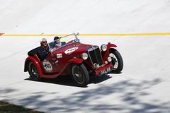 _MM16647 (Foto Massimo Lazzari) Tags: pista motori parabolica sopraelevata 1000miglia revisione autostoriche autodromodimonza