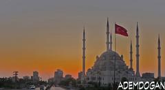 ADANA (01dgn #CLOSED FOR HOLIDAYS#) Tags: sunset colors turkey trkiye adana turkei seyhan adanamerkezcamii