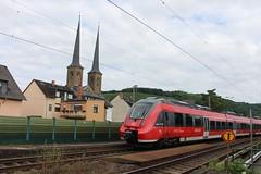442 202 (yann.train) Tags: train db dbregio regional rgional lectrique automotrice 442 koblens gls