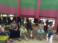 """قدم برنامج """"كن حرا"""" أولى ورش البرنامج الصيفي للمرحلة الابتدائية من الأول للثالث بعنوان """"شخصيتي قيمية"""". (bahrainwa) Tags: شخصيتي قيمية روضة أطفال البحرين جمعيةالبحرينالنسائية كنحرا"""
