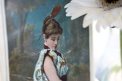 For MacroMonday  Theme - Postcard (Natalia Lewis) Tags: macro beauty up vintage close postcard hmm timeless macromondays macromonday