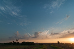 6:35, rewarded for an early morning wake-up call (vanderlaan.fotografeert) Tags: 1224f4 201608069083 635 koemarsendijk earlywakeupcall sunrise tokina drenthe