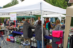 Pfronten Flea Market (Fozzman) Tags: summer vacations 2016 zillertal ziller valley alps alpen