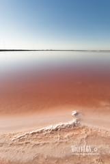 Salinas de Bonanza (miguel68) Tags: abstract color water minimal serenity minimalismo cdiz doana serenidad sanlcardebarrameda espacionatural