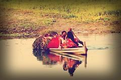 Joy of life (Joy lens) Tags: india life joy rural