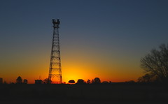 sunrise (Shelby Townsend) Tags: tower morning sun s o its i