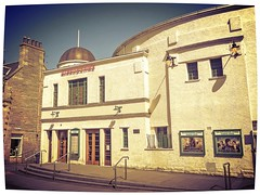 The Hippodrome - Art Deco Picture House, Bo'ness (velton) Tags: picture house cinema kino theatre film movie show early modern aviary clyde kinneil art nouveau deco ventura