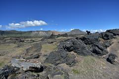 Hraunlnd (rni Gudjon) Tags: dog lava hraunlnd breiavk snfellsnes fjll axlarhyrna knarrarfjll