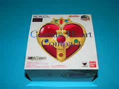 Cosmic Heart Compact - Proplica (Bandai) - box (Nexira) Tags: heart cosmic compact bandai proplica