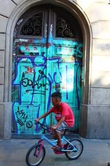 Graffiti Barcellona (marta_fogli) Tags: streetphotography streetart laboqueria barcellona