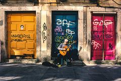 Fado (Enricodot ) Tags: enricodot fado portogallo portugal ilobsterit guitar chitarra musica misic song colors