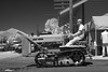 Johnny Popper (PhotoAtelier) Tags: johndeere tractor infrared steamup oregon summer