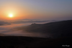 Alba nelle Crete Senesi (Giuseppe Parodi) Tags: cretesenesi