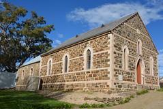 Mount Torrens Community Church of Uniting Church of Australia, originally Bible Christian Chapel, South Australia (contemplari1940) Tags: mounttorrens unitingchurch communitychurch biblechristian chapel methodism sirsamuelway