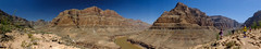 Grand Canyon (tubblesnap) Tags: grand canyon nevada arizona west rim panorama scenery landscape pano colorado river beautiful planet earth geology sundance helicopter tour silver wedding trip holiday celebration