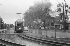 Konstal 5N (piotr_gaczkowski) Tags: konstal 5n warszawska d spoem tramwaj tesar kodak analog werra 400tx