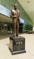 Gerald R. Ford Presidential Library & Museum (Hear and Their) Tags: grand rapids michigan gerald r ford presidential library museum