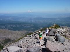 Starting up Cooper Spur (mmcg6302) Tags: mount hood oregon cooper spur hiking