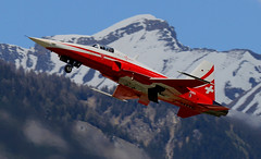 Switzerland - Sion May 2015 (Kevin Martin 1) Tags: alps switzerland may sion emmen 2015 swissairforce alpnach meirengen