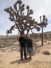 Joshua Tree Trip (Diogioscuro) Tags: desert joshuatree danny karl diogioscuro