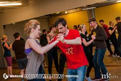 Warsaw Collegiate Shag Festival 2015 - Saturday