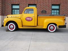 Coca Cola Truck @ Coca Cola Park-Allentown, PA (Adam Cooperstein) Tags: pennsylvania cocacola allentown lehighvalley allentownpennsylvania lehighcounty lehighvalleypennsylvania lehighcountypennsylvania lehighvalleyironpigs commonwealthpa