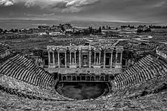 IMG_7961 (storvandre) Tags: city travel heritage history archaeology architecture turkey site ancient mediterranean roman aegean turismo archeology viaggio turkish denizli hierapolis world site storvandre