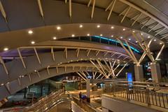 Johor Bahru Sentral | Scene 3 (Shamsul Hidayat Omar) Tags: tourism station modern photography high interesting nikon dynamic railway places scene malaysia jb omar range hdr johor bahru hidayat sentral greatphotographers shamsul photoengine oloneo d800e