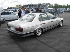 BMW 735i E32 (nakhon100) Tags: cars bmw 7series e32 7er 735i